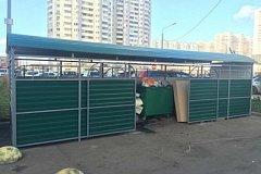 Новыми правилами СанПин скорректировано расстояние от контейнерных площадок до жилых зданий