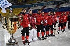 Суперкубок России по хоккею с мячом приехал в Хабаровск