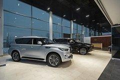 Компания Infiniti открыла в Хабаровске новый дилерский центр