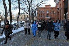 В последний день февраля в Хабаровске стартует традиционная акция «Шаги здоровья»