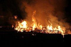 Пожар случился на железнодорожной станции в Хабаровском крае