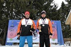 Хабаровчане завоевали два «серебра» чемпионата России по ездовому спорту