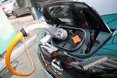 Еще одна зарядная станция для электромобилей открыта в Хабаровске