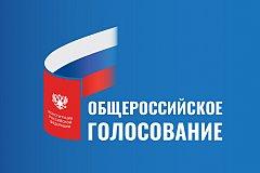 Жители Хабаровского края активно голосуют по поправкам в Конституцию РФ