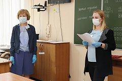 В Хабаровском крае более 3000 школьников сдают сегодня ЕГЭ по профильной математике