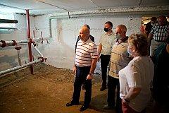 Сергей Кравчук оценил, как управляющие организации готовят жилой фонд к зиме