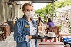Хабаровские рестораторы продолжают открывать «летние веранды»