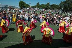 Международный фестиваль корейской культуры стартовал в Хабаровске