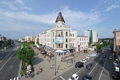 Оборот организаций и промышленное производство растут в Хабаровске