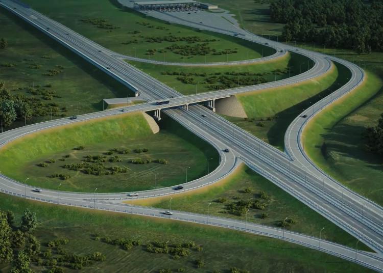 Проекты дорог, примыкающих к трассе «Обход Хабаровска», проходят госэкспертизу фото 2