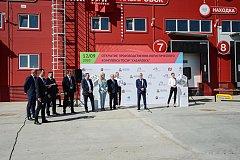Три логистических проекта реализованы резидентами ТОР «Хабаровск»
