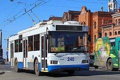 Новые троллейбусы выделят Хабаровску власти Москвы