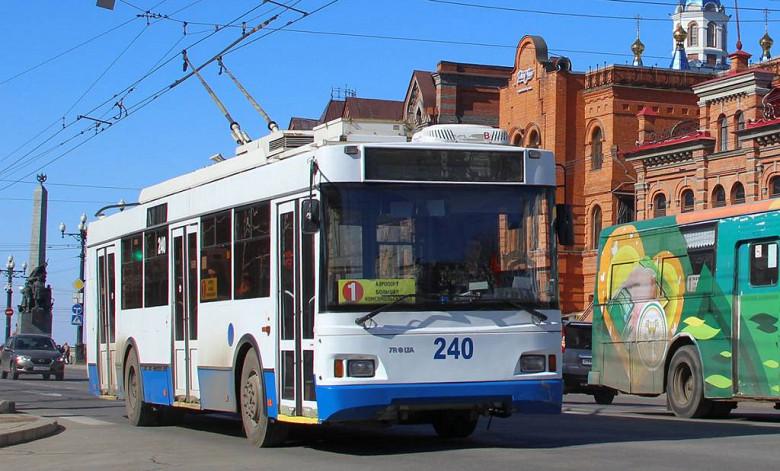 Новые троллейбусы выделят Хабаровску власти Москвы фото 2