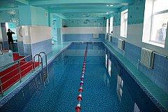 Новый центр детского плавания появился в хабаровском поселке имени Горького