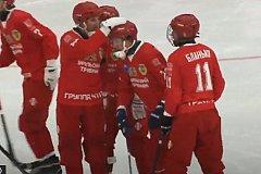 Хабаровский «СКА-Нефтяник» добился еще одной победы на Кубке России
