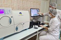 Новое цифровое оборудование поступило в хабаровскую горбольницу №10