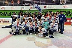 Юные хоккеисты из Ванино стали чемпионами турнира «Золотая шайба»