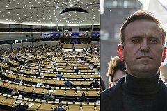 Европарламент призывает к международному расследованию предполагаемого отравления Навального