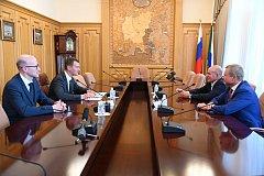 Компания «МедИнвестГрупп» планирует модернизировать медицинские центры Хабаровска