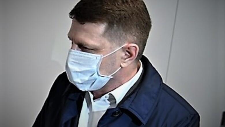 Член ОНК осмотрел тело Фургала фото 2
