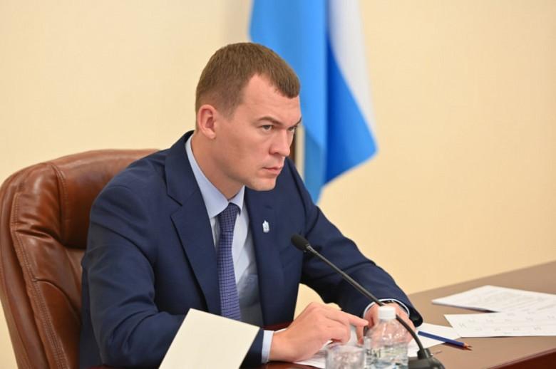 Фото: Вячеслав Реутов. Пресс-служба губернатора и правительства Хабаровского края