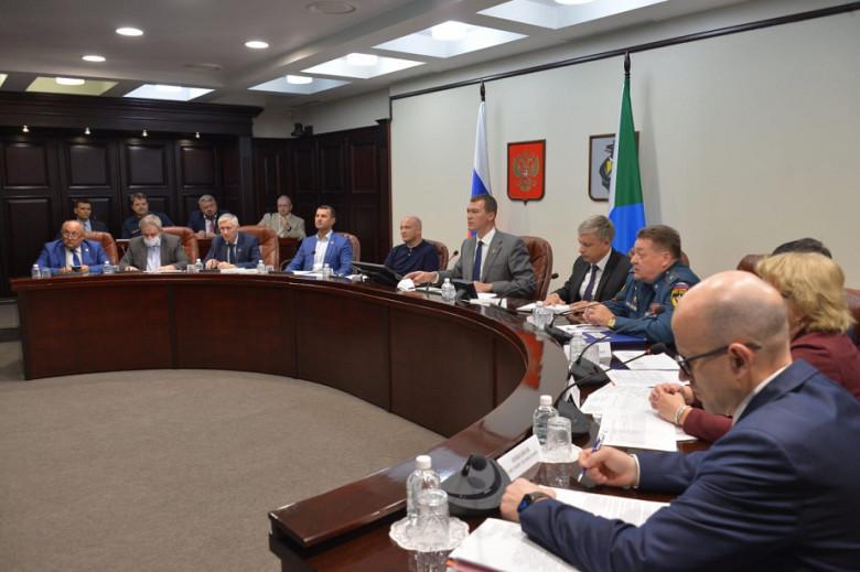 Фото: Руслан Торубаров. Пресс-служба губернатора и правительства Хабаровского края