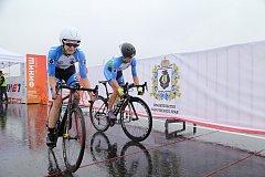Шесть золотых медалей завоевали велосипедисты края на всероссийских соревнованиях
