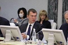 Михаил Дегтярев смог оставить неосвоенные федеральные средства в Хабаровском крае