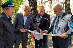 Мэрия Хабаровска в следующем году построит новую дорогу в центре города
