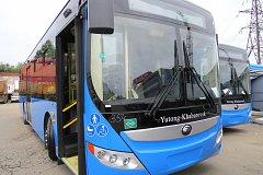 Новые перевозчики придут работать на шесть автобусных маршрутов в Хабаровске