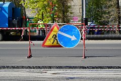 Участок улицы Воронежской перекроют и изменят схему движения автобусных маршрутов