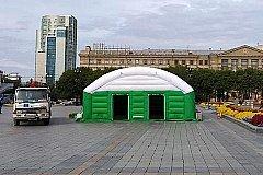 Привиться от гриппа хабаровчане смогут прямо на площади имени Ленина