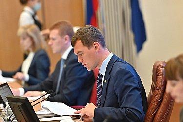 330 км автодорог приведут в порядок в Хабаровском крае за ближайшие пять лет