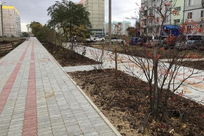 Хабаровский край продолжают делать комфортным для жизни граждан фото 2