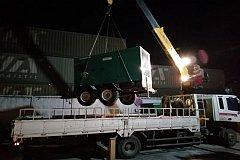 Михаил Дегтярев отправил три мобильные электростанции на помощь замерзшему Приморью