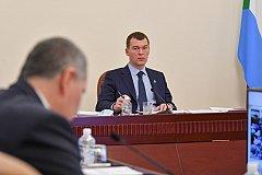 Михаил Дегтярев отменил повышение тарифов на вывоз коммунальных отходов