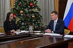 Политолог: Дегтярев на «прямой линии» показал отличное знание проблем Хабаровского края