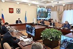 Михаил Дегтярев обратился с ежегодным инвестиционным посланием к предпринимателям