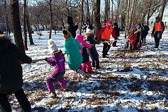 Более 42 тысяч жителей Хабаровского края поучаствовали в спортивных мероприятиях на каникулах