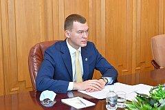 Михаил Дегтярев: я не считаю проблемой внесение меня в санкционные списки из-за Донбасса