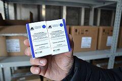 Свыше 20 тысяч доз вакцины от коронавируса поступили в Хабаровский край