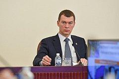 Дегтярев: Мы решили пойти на ослабление «антиковидных» ограничений в Хабаровском крае