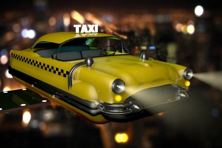 Летающие такси могут появится в небе в 2024 году фото 2