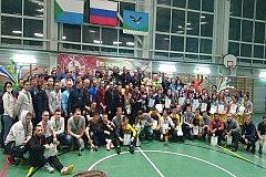 В Николаевске-на-Амуре завершился физкультурно-спортивный фестиваль «Возрождение»