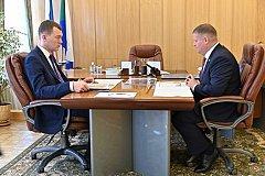 Михаил Дегтярев принял решение снизить тарифы на отопление на 10% в 15 районах края