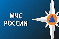 В хабаровском ТЦ «Броско Молл» тушили огонь