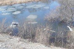 Автолюбитель утонул вместе с машиной в Приморье
