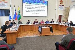 Михаил Дегтярев принял участие в заседании общественного совета Комсомольска-на-Амуре