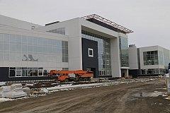 Строительство объектов Регионального центра развития спорта закончат в 2021 году