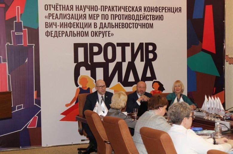 Хабаровский край является одним из менее пораженных ВИЧ-инфекцией регионов России фото 2